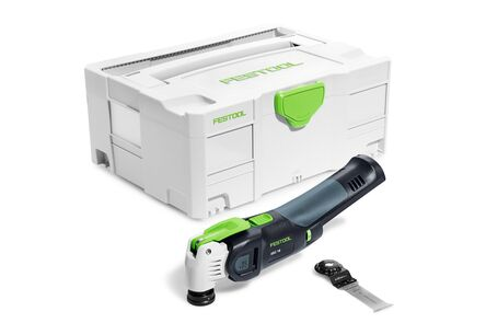 festool accu-oscillerende machine osc 18 e-basic vecturo