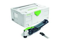 FESTOOL Accu-oscillerende Machine VECTURO OSC 18 E-Basic