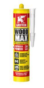 griffon wood max express power constructielijm 380gr