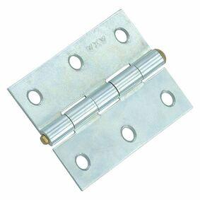 starx scharnier smal losse pen 64x45mm verzinkt (set van 2 stuks)