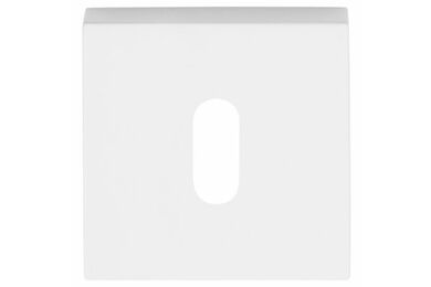 SKANTRAE Sleutelrozet Vierkant Clarke Zamac Wit