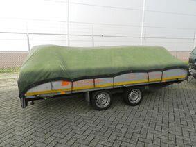 containernet fijnmazig met rand, ogen en spanrubbers 2,5x3,5m