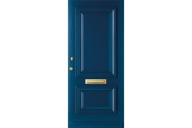 WEEKAMP Voordeur Premium Hardwood WK1142 Voorbehandeld Wit 930x2115mm