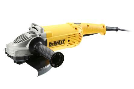 dewalt haakse slijper soft-start dwe492s-qs 230mm 2200w