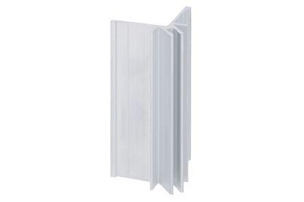 keralit hoekprofiel uitwendig 2803 basis basis aluminium 4000mm