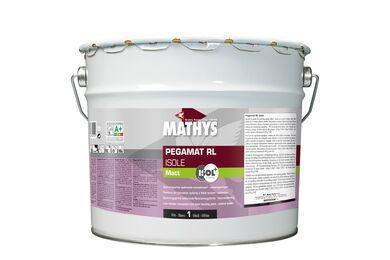 MATHYS Pegamat Aqua Renovatieverf Isolerend 4L