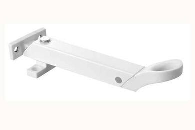 AXA Raamuitzetter Type 2640 Wegdraaibaar Wit 166mm