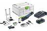 festool accu-oscillerende machine osc 18 hpc 4,0 ei-set vecturo