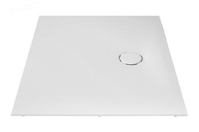 Krion Solid Surface Douchebak P804 Snow White 1100x900x48mm