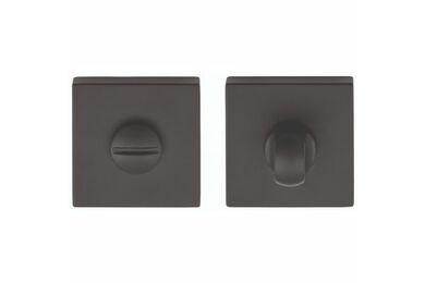 SKANTRAE Toiletgarnituur Vierkant Clarke Zwart