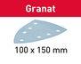 festool granat schuurstrook p80 delta/7 50st