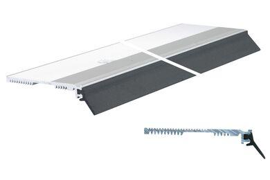 ELLEN Slijtstrip ANB7-AR Aluminium Met kunststof 1000mm