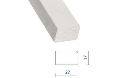 Meranti Glaslat GL13 Gegrond FSC 17x27x4000mm