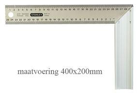 stanley winkelhaak 1-45-687 400x200mm