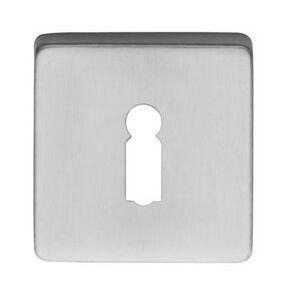 comfidoor sleutelrozet modern rvs (set van 2 stuks)