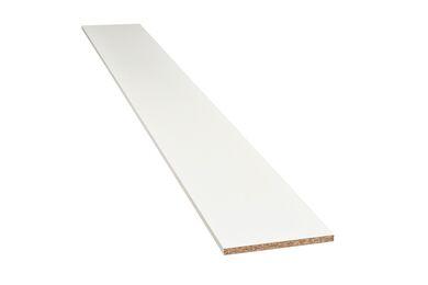 Meubelpaneel wit 1 zijde 2mm ABS 3050x400x18mm