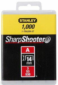 stanley a-nieten 1-tra209t 14mm 1000st