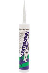 acryl exterieur wit koker 310ml