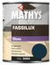 mathys fassilux gloss aflak ral5004 donkerblauw 1ltr