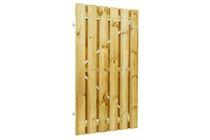 grenen deur verstelbaar frame groen geimp 70%pefc 1000x1900