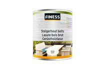 FINESS Steigerhoutbeits White-wash Binnen/Buiten 750ml