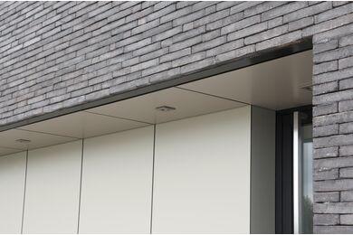 TRESPA Izeon Satin RAL 9010 Zuiver Wit Enkelzijdig 3050x1530x6mm