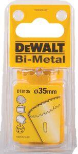 dewalt gatenzaag bi-metaal dt8135-qz 35mm