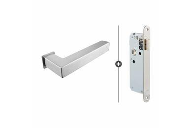 SKANTRAE Hang- en Sluitwerkpakket HSP805 Loopslot Akron RVS T.B.V. SSL Series