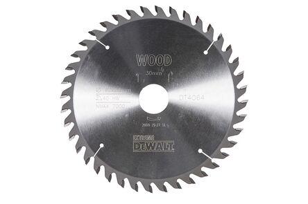 dewalt cirkelzaagblad 40tands dt4064-qz 190/30
