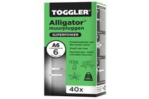 TOGGLER A6 Alligator Plug