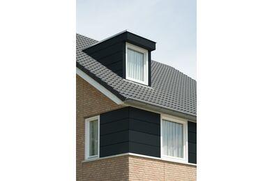 TRESPA Izeon Satin RAL 7021 Zwartgrijs Enkelzijdig 2130x1420x6mm