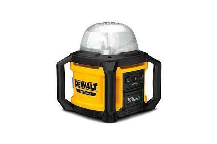 dewalt toolconnect bouwlamp xr naakt dcl074-xj 18v
