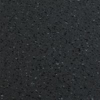 Krion Solid Surface 9906 Black Mirror XL 3680x760x12mm