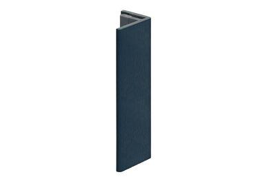 KERALIT 2806 Eindprofiel 17mm Staalblauw Classic Nerf 4000mm