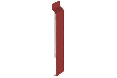 KERALIT 2813 Verbindingstuk Voor 2814 Rood Classic Nerf