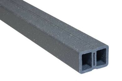 UPM ProFi Deck Onderregel Night Sky Black 40x60x4000mm