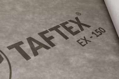TAFTEX® EX-150 1,50m x 50m Dampopen Folie