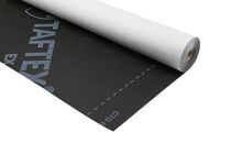TAFTEX® EX-130 Waterwerend En Dampopen Folie - 1,50m x 50m