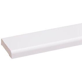grenen koplat recht wit gelakt fsc mix 70% 12x45x2700