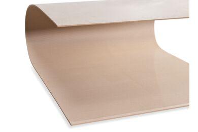 MDF Buigbare plaat Dwarsgegroefd FSC 2440x1220x9mm