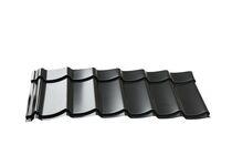 dakpanplaat tbv 600cm kapschuur zwart 6050x3200