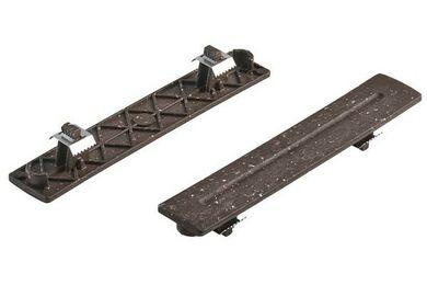 UPM ProFi Deck Vlonderplank Eindkap Chestnut Brown 20st