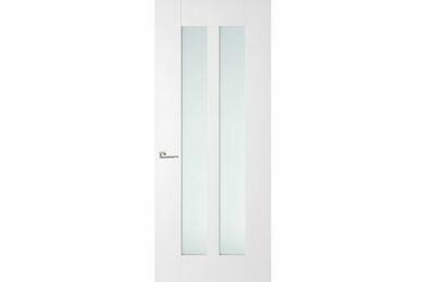 SKANTRAE SKS 3452 Stompe Deur Nevel Glas FSC 930x2115mm