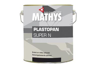 MATHYS Plastopan Lakplamuur Super Wit Blik 1kg