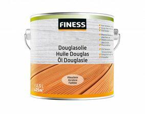 finess douglas olie transparant kleurloos 750ml