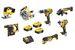 DEWALT DCK755P3T-QW XR 7-Delige Accu Machine Set 18V 3x5,0Ah in Koffers