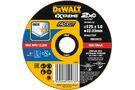 DEWALT DT43932-QZ Slijpschijf INOX 125x1mm