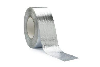 TAFTEX® Alu Tape - 60mm x 25m Luchtdichts Tape