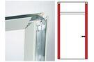 THEUMA Monoplus Stijlenset Opdek Model Mp3 RAL1013 L 70x2015mm Sl=256 Cm