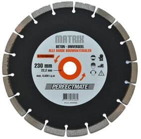 perfectmate matrix uni 22,2mm